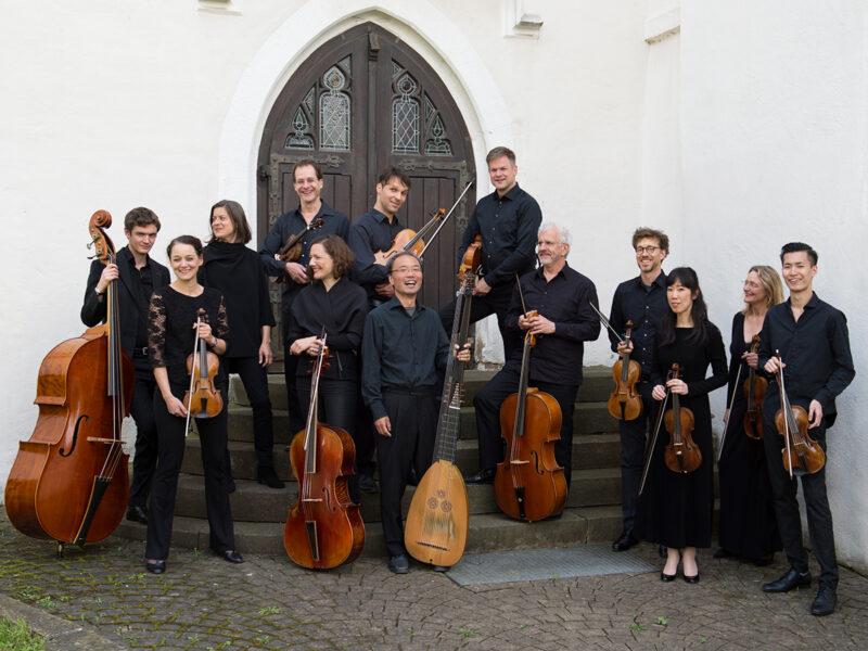 Sarah Wegener & Ensemble il capriccio