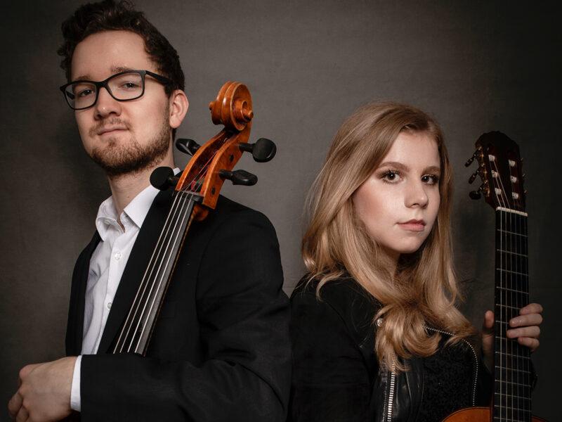 Duo con energía – Bundesauswahl Konzerte junger Künstler